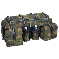 5 Pc Nylon Trike or ATV Bag Set