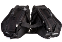 Textile Motorcyclle Bag w/ Reflective piping