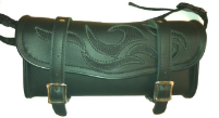 Motorcycle Tool Bag With Flames
