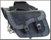 Motorcycle Saddlebags Two Tone